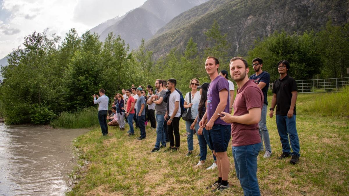 Renaturation program, Drau river