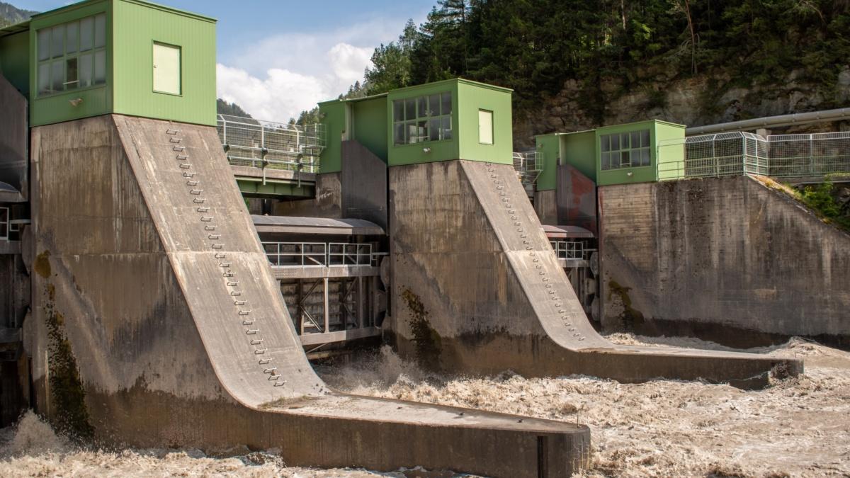 Tiwag power storage station